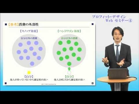横山 隆史 「プロフィット・デザイン」 WEBセミナー④
