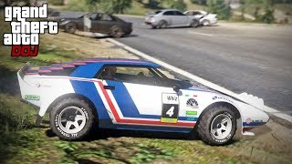 Video GTA 5 Roleplay - DOJ 325 - Rally Stages (Criminal) MP3, 3GP, MP4, WEBM, AVI, FLV Juli 2019