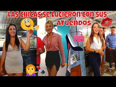 WOW! EL GRAN DESFILE DE LAS CHICAS EN EL DIA DEL AMOR CUANTA BELLEZA DE ESTAS DAMAS Parte 15