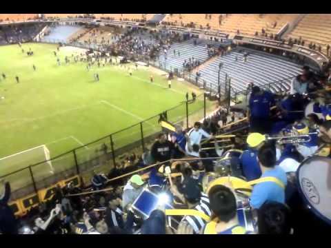 Video - Rafa Di Zeo y Mauro en la despedida de Battaglia - La 12 - Boca Juniors - Argentina