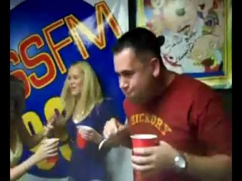 Cinnamon Challenge with Comedian Josh Sneed