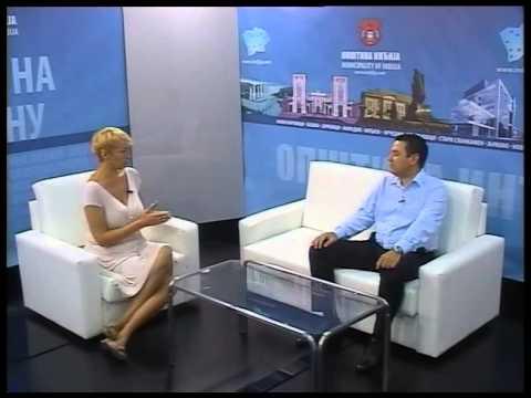 """Predsednik opštine o vodosnabdevanju u emisiji """"Srem na dlanu"""" (video)"""