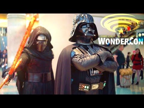 Wondercon 2016 Cosplay Showcase