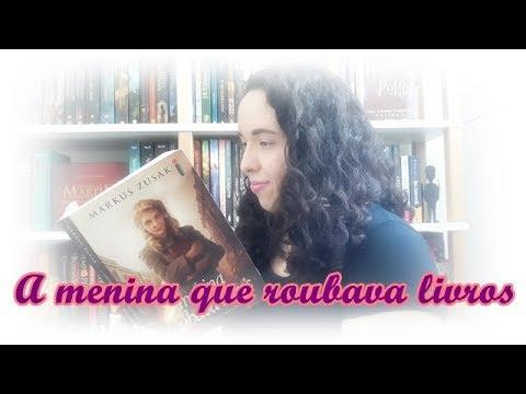 A menina que roubava livros, Markus Zusak | VEDA #22 | Um Livro e Só