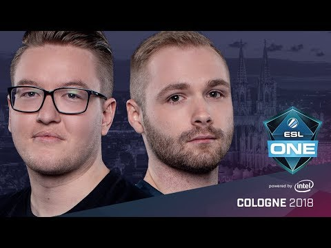 CS:GO - FaZe vs. BIG [Inferno] Map 3 - Semifinals - ESL One Cologne 2018