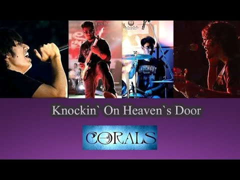 Guns N' Roses - Knockin' on Heaven's Door Cover   Corals the band    Dp Studio   2018