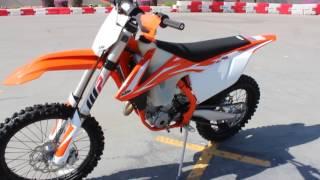 9. 2018 KTM 350 XC-F