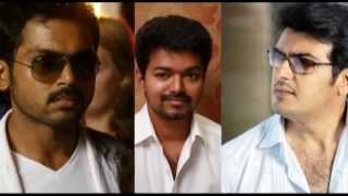 Ajith, Vijay and Karthi are all act in one movie?