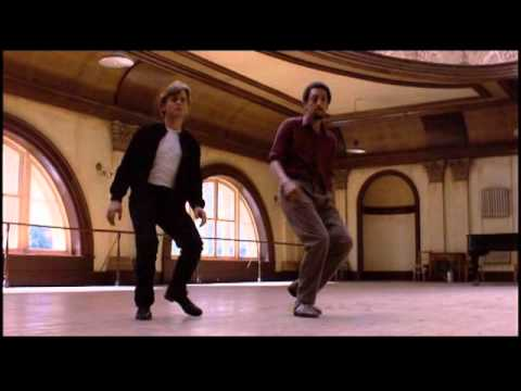 White Nights, Mikhail Baryshnikov & Gregory Hines