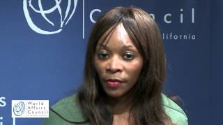 Dambisa Moyo On China And The Global Race For Resources In Brief