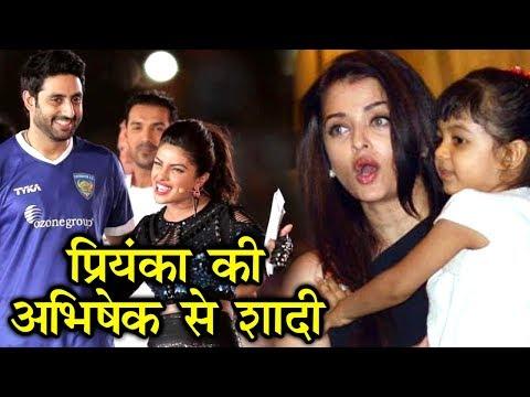 Abhishek Bachchan And Priyanka Chopra Play Husband