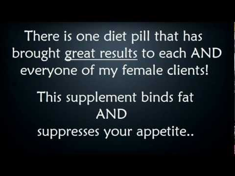 Diet Pills for Women That Work Fast – MUST SEE!