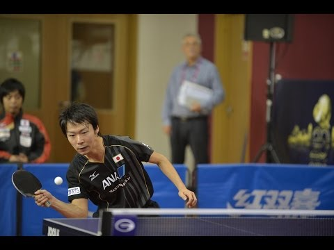 long - Review all the highlights from the Ma Long vs Masato Shiono Mens Singles Round 2 Match from the ITTF World Tour Qatar Open 2014 ©TMS International All conten...