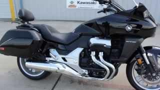 8. $8,999:  For Sale 2014 Honda CTX1300
