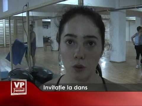Invitaţie la dans