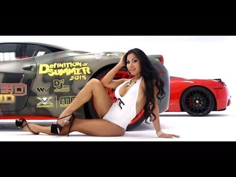 MC Customs & Dolly Castro Ferrari 458 Italia Photo Shoot