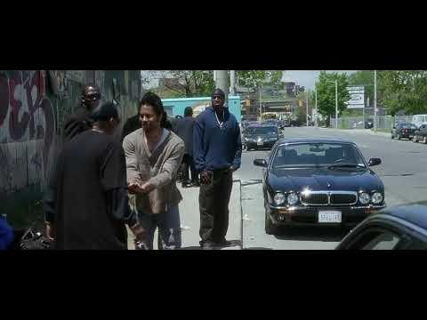 Get rich or die tryin Mercedes s500 scene #thug