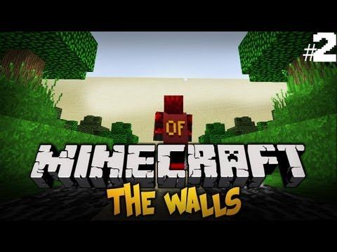 Minecraft The Walls: blow i reZi vs. skkf i Masterczułek (cz. 2 WALKA)