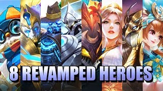 Nonton EIGHT REVAMPED HEROES IN MOBILE LEGENDS - WHO CAN CHANGE THE META? Film Subtitle Indonesia Streaming Movie Download