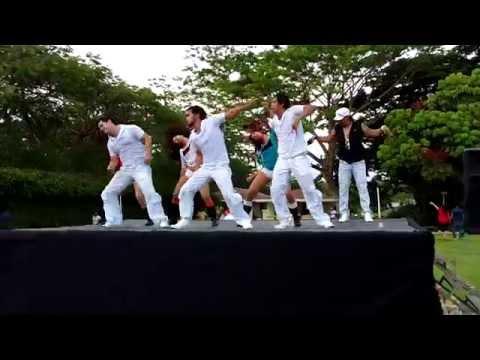 Wilson Dance Show - Limbo - coreografia