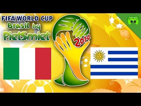 FIFA WM ORAKEL 2014 - Italien vs Uruguay «» Let's Play FIFA 14 WM