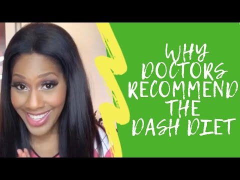 Why Doctors Recommend the DASH Diet