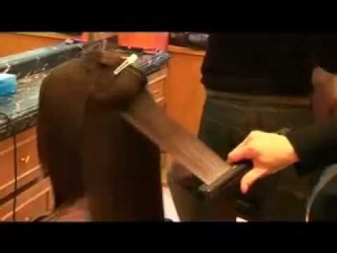 comment appliquer lissage bresilien
