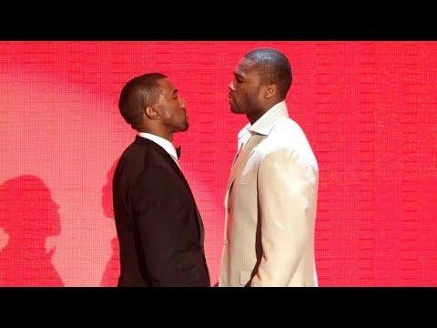 When Kanye West Battled 50 Cent
