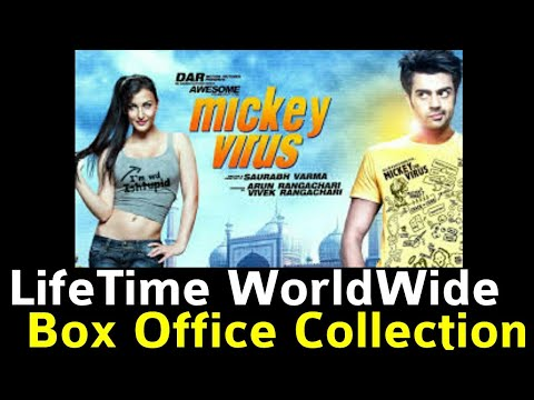 MICKEY VIRUS 2013 Bollywood Movie LifeTime WorldWide Box Office Collection Verdict Hit Or Flop