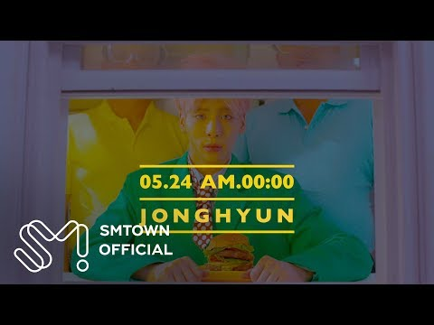 SHINee's Jonghyun trying to rack up CF deals with tracklist and new MV teaser for 'She is'