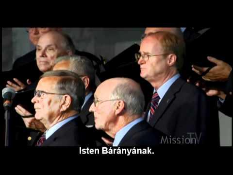 A szombat áldása, misszióhírek - Ted Wilson, David Gates