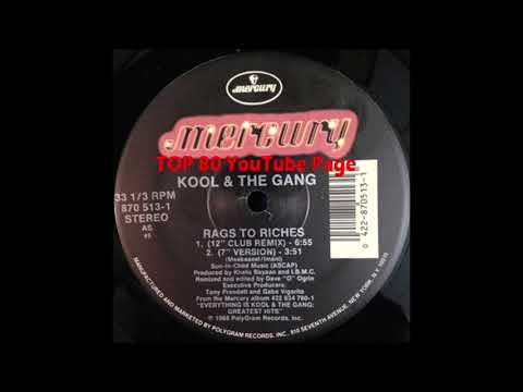 "Kool & The Gang - Rags To Riches (A Dave ""O"" Ogrin 12"" Club Remix)"
