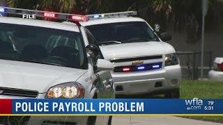 Police Payroll Problem