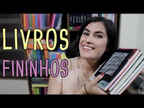 DICAS DE LIVROS COM MENOS DE 200 PÁGINAS