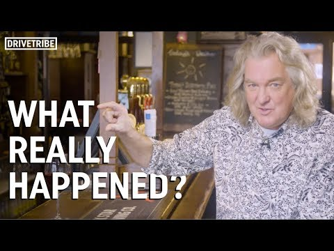 James May reveals what happened when he got fired from Autocar