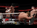 WWE 2K17 My Career Mode Ep 57 | DOUBLE OR NOTHING