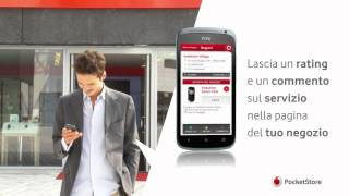 Vodafone PocketStore YouTube video