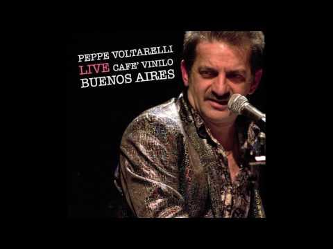 Peppe Voltarelli / Live Café Vinilo Buenos Aires (full álbum)