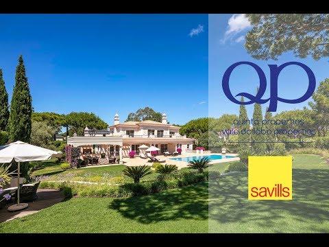 QP Savills - Ref: 85260QP - Elegant and luxurious family villa