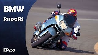 """More:https://goo.gl/7A2MIf"""" Click below to Subscribe for more video """" :https://goo.gl/aNL7McAudio:https://www.youtube.com/audiolibrary/musicBMW R1100RS Motorcycle Produced in 1993-2001. Introduction of updated Oilhead engine, ABS, revolutionary Telelever front suspension. The R 1100 RS handily scooped up accolades from the motorcycling press and consumers alike. The sport bike was praised for its amazing balance, handling, and power. This sport-tourer only weighed 520 pounds--which also didn't hurt.  BMW R1100RS is Powersports bike cafe racer."""