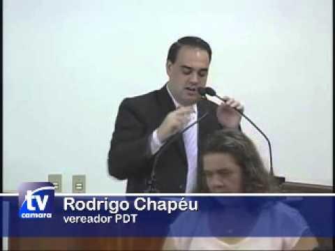 Tv Câmara Aparecida do Taboado - Moção Vicente Dias- parte01