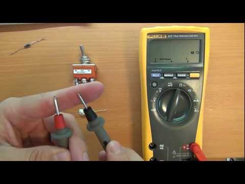 How to use a multimeter- part 3