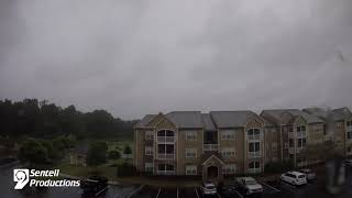 Time Lapse - Tropical Storm Irm