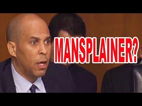 Democrat Accused Of 'Mansplaining'