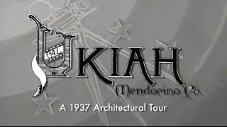 Ukiah (CA) United States  city images : Ukiah, CA - A 1937 Architectural Tour