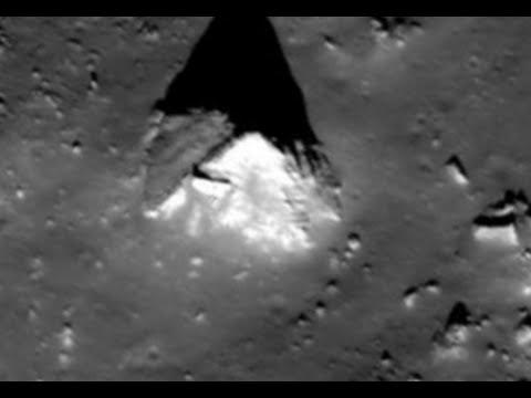 incredibile scoperta sulla luna!