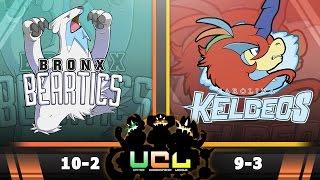 Bronx Beartics vs Carolina Keldeos [UCL S2W13] Pokemon Omega Ruby & Alpha Sapphire Live Wi-Fi Battle by PokeaimMD