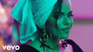 Video Karol G, J. Balvin - Mi Cama (Remix) ft. Nicky Jam MP3, 3GP, MP4, WEBM, AVI, FLV Agustus 2018
