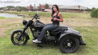 1. 2016~2018 Custom Harley Davidson Trike Freewheeler for sale ~ 3 wheeler