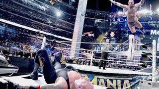Nonton WWE WRESTEMANIA 29  DVD REVIEW Film Subtitle Indonesia Streaming Movie Download
